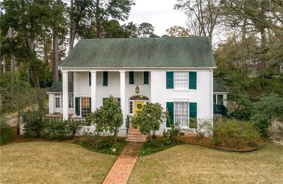 Shreveport Single Family Home For Sale: 509 Linden Street