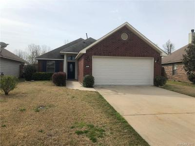 Bossier City Single Family Home For Sale: 3219 Grand Lake Drive