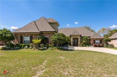Shreveport Single Family Home For Sale: 9318 Milbank Drive