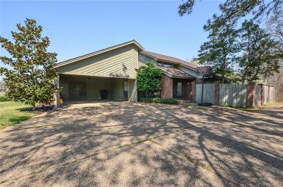 Bossier City Single Family Home For Sale: 425 Highland Drive