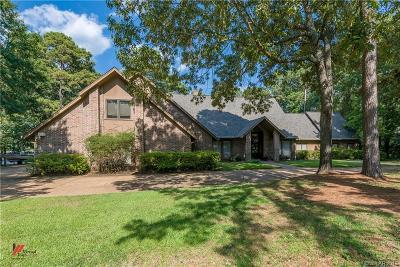 Benton LA Single Family Home For Sale: $699,900