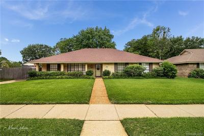 University Terrace, University Terrace South Single Family Home For Sale: 1518 Gentilly Drive