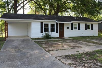 Minden Single Family Home For Sale: 1210 Bonnie Lane