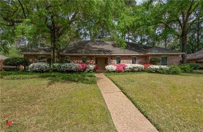 Shreveport Single Family Home For Sale: 545 Northampton Drive