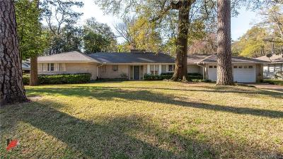 Shreveport LA Single Family Home For Sale: $245,000