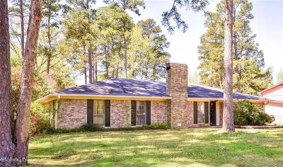 Single Family Home For Sale: 3312 Pines Road