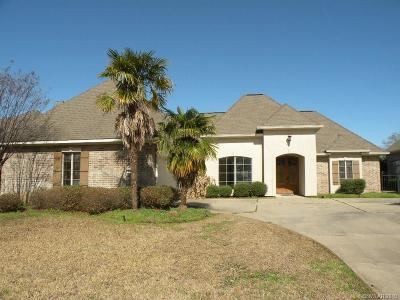 Bossier City Single Family Home For Sale: 58 Turnbury Drive
