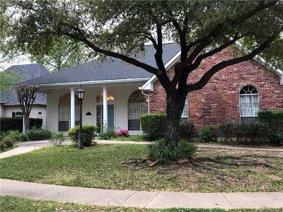 Acadiana Place Single Family Home For Sale: 9380 Stonebriar Circle