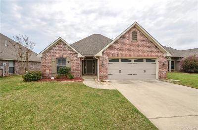 Single Family Home For Sale: 524 Fox Cove