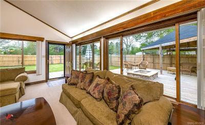 Benton Single Family Home Active Under Contract: 1322 Palmetto Road