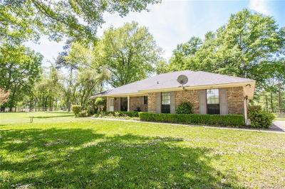 Benton Single Family Home For Sale: 1186 Cattlemans Trail