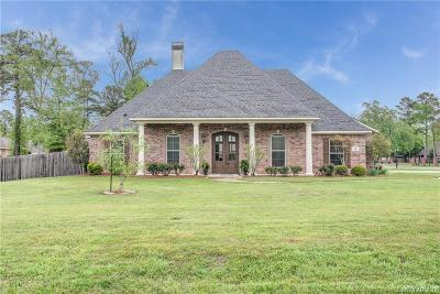 Benton Single Family Home For Sale: 4111 Periwinkle Lane