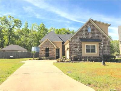 Haughton Single Family Home For Sale: 537 Dogwood South Lane