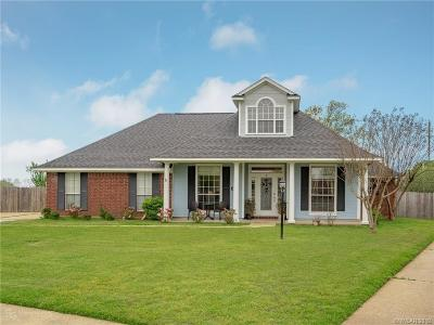 Bossier City Single Family Home For Sale: 2021 Bayou Bend Drive