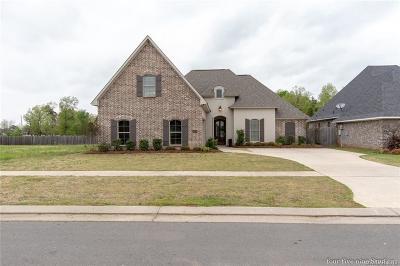 Benton Single Family Home Active Under Contract: 211 Morgan Court