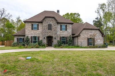 Stonewall Single Family Home For Sale: 193 Ramsey Drive