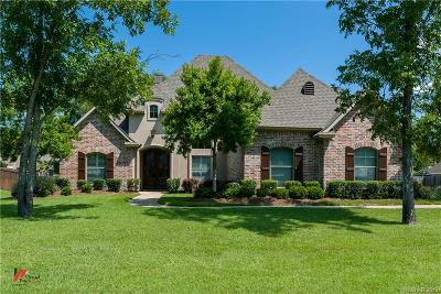 Bossier City Single Family Home For Sale: 927 Blair Crossing