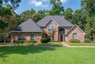 Benton Single Family Home For Sale: 1210 Bay Ridge Drive