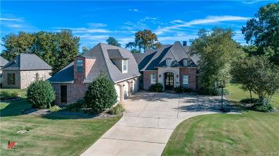 Bossier City Single Family Home For Sale: 602 Enchanted Lane