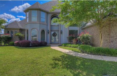 Shreveport Single Family Home For Sale: 9943 Burgundy Oaks Drive