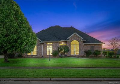 Bossier City Single Family Home For Sale: 1995 Bayou Bend Drive