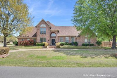 Bossier City Single Family Home For Sale: 410 Stonebrook