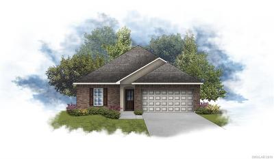 Bossier City Single Family Home For Sale: 2107 Kayden Jay Drive