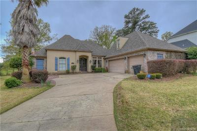 Benton Single Family Home Active Under Contract: 5037 Willow Chase Drive