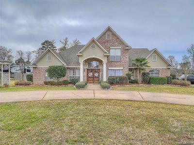 Haughton Single Family Home For Sale: 2200 Forest Hills Boulevard