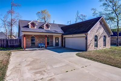 Haughton Single Family Home For Sale: 115 Bent Tree