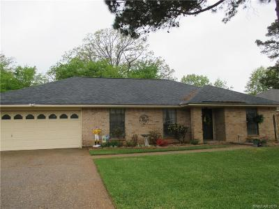 Ellerbe Road Estates Single Family Home For Sale: 247 Hanging Moss Trail