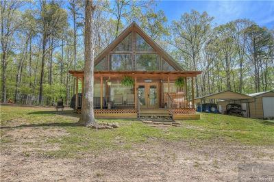 Minden Single Family Home For Sale: 190 Graywood Road