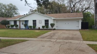 Town South Estates Single Family Home Active Under Contract: 413 Brighton Court