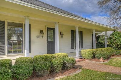 Bossier City Single Family Home For Sale: 108 Southwood Drive