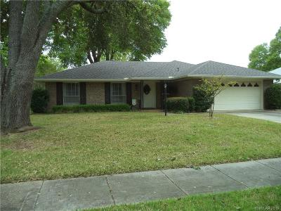 University Terrace, University Terrace South Single Family Home For Sale: 7630 Old Spanish Trail