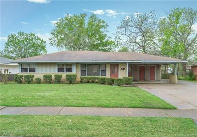 Bossier City Single Family Home For Sale: 2612 Ormond Place