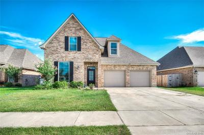 Bossier City Single Family Home For Sale: 1019 Maize Street