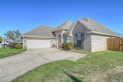 Bossier City Single Family Home For Sale: 148 Rosemont Place
