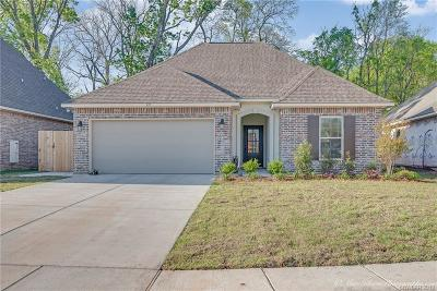 Bossier City Single Family Home For Sale: 337 Coppice Place