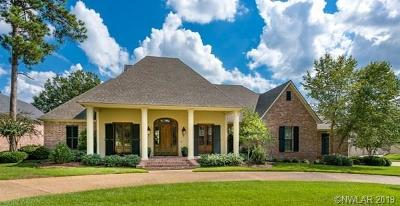 Shreveport Single Family Home Active Under Contract: 502 Loch Ridge Drive