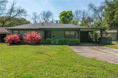 Broadmoor Single Family Home For Sale: 1816 Anniston Avenue