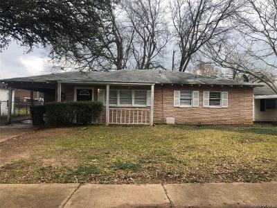 Bossier City Single Family Home For Sale: 1520 James Street