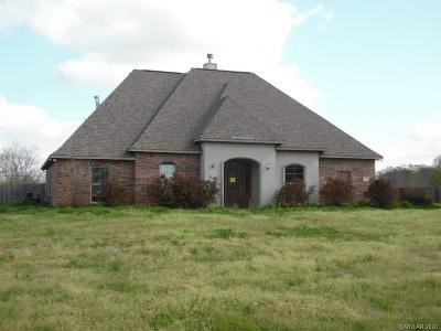 Bossier City Single Family Home For Sale: 191 Shadow Ridge Drive