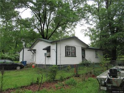 Ringgold LA Single Family Home For Sale: $46,900