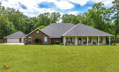 Keithville Single Family Home For Sale: 11496 Timber Ridge Drive