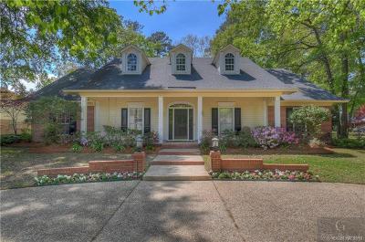 Shreveport Single Family Home For Sale: 10000 Chase Island Drive