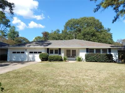 Clingman Park, Clingman Park Broadmoor Single Family Home For Sale: 460 Leo Avenue