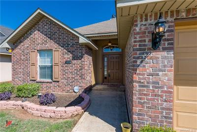 Bossier City LA Single Family Home For Sale: $177,900