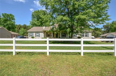 Benton Single Family Home For Sale: 635 Parks Road