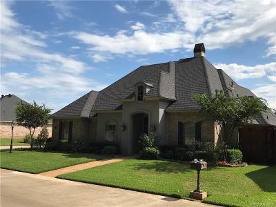 Shreveport Single Family Home For Sale: 241 Eagle Bend Way